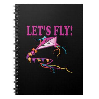 Deja la mosca 3 libros de apuntes