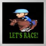 Deja la raza posters