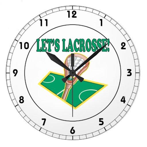 Deja LaCrosse Reloj