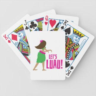 Deja Luau Baraja Cartas De Poker