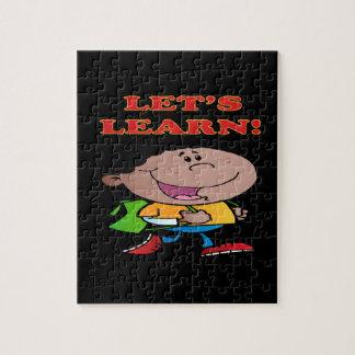 Deja para aprender 2 rompecabezas