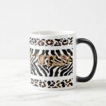 DEJA PARA CONSEGUIR la taza SALVAJE del coffe