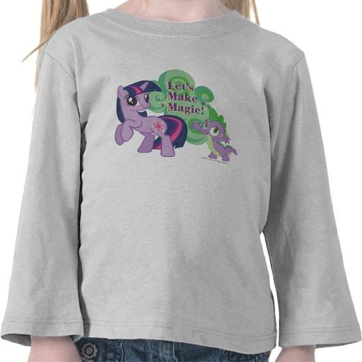 Deja para hacer magia camisetas