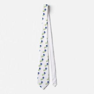 Deja para ir corbatas personalizadas