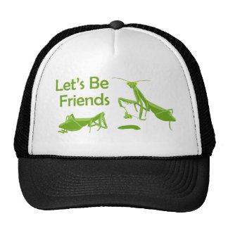 Deja para ser amigos gorra