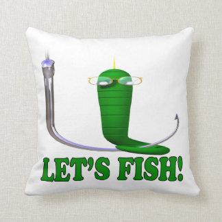 Deja pescados almohada