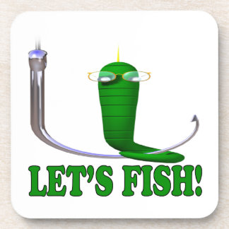 Deja pescados posavasos