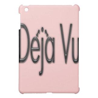 De'ja' Vu black iPad Mini Cover