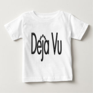 De'ja' Vu black Tee Shirts