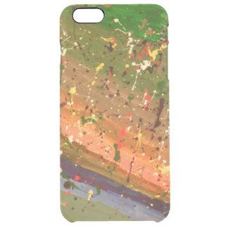 Deja Vu Clear iPhone 6 Plus Case
