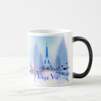 """""""Deja Vu"""" Morphing Mug!"""