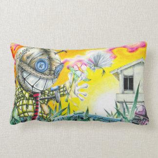 Deja Vudoo - Cute Colorful Pin Cushion Doll Art