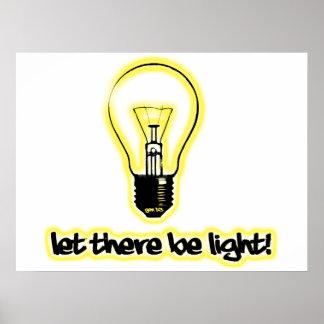 Dejado haya luz póster