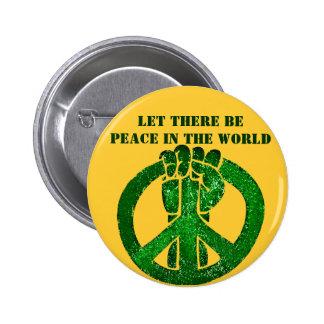 ¡Dejado haya paz! _ Pin Redondo 5 Cm
