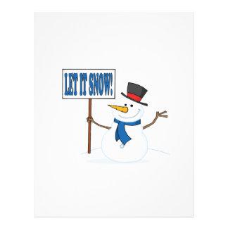 Dejado lo nieve 2
