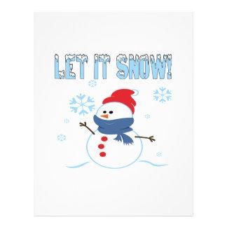 Dejado lo nieve 3