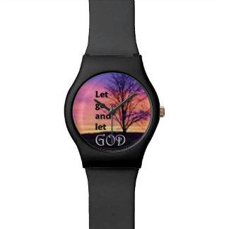 Dejado vaya dejar a dios 2 relojes