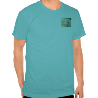 Dejado vaya dejar dios Boulder y la mariposa Bush Camiseta