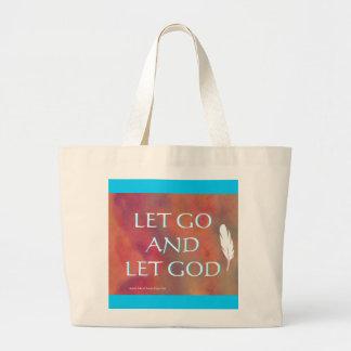Dejado vaya dejar el bolso de dios bolsas