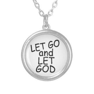 DEJADO VAYA DEJAR el collar de DIOS