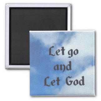 dejado vaya dejar el imán de dios