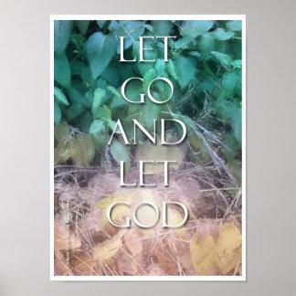 Dejado vaya dejar el poster de dios