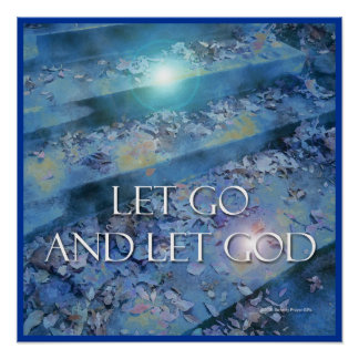 Dejado vaya dejar los pasos de dios y deja el post póster