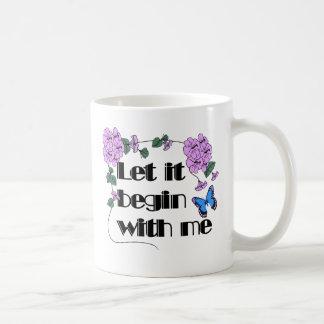 Dejáis le comience conmigo tazas de café