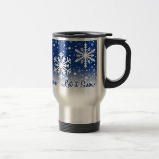 Dejáis le nevar azul - taza