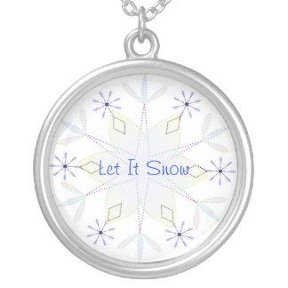 Dejáis le nevar collar