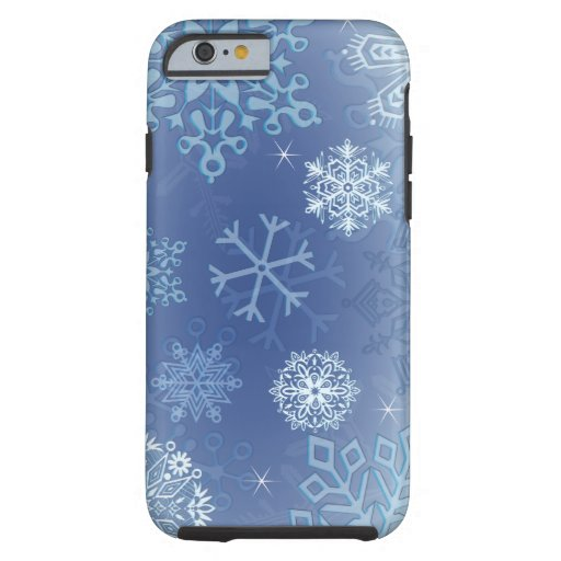 dejáis le nevar funda de iPhone 6 tough