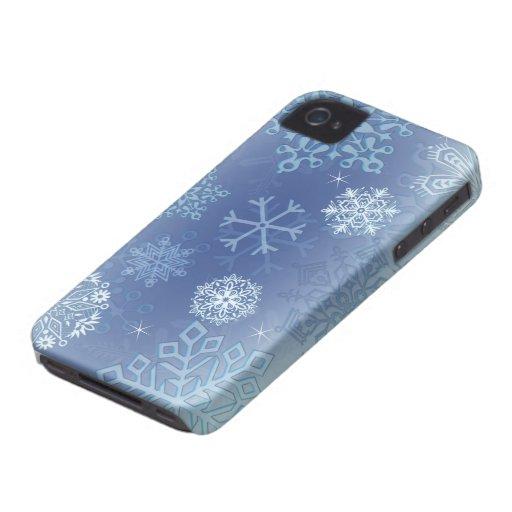 dejáis le nevar Case-Mate iPhone 4 carcasas