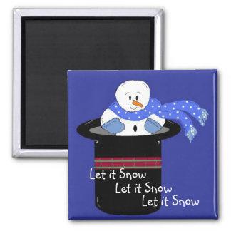 Dejáis le nevar imán para frigorifico