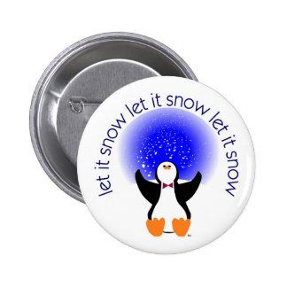 Dejáis le nevar insignia del botón