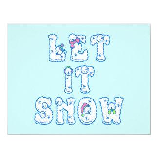 Dejáis le nevar anuncio