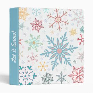 """Dejáis le nevar navidad en colores pastel de los c carpeta 1"""""""