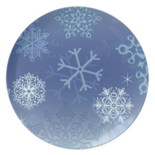 dejáis le nevar plato de cena