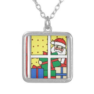 ¡Dejáis le nevar! , Santa en el trabajo Joyerias Personalizadas