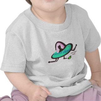 Dejar los t de Venus para el bebé Camiseta