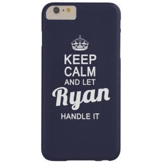 ¡Deje a Ryan dirigirlo! Funda Para iPhone 6 Plus Barely There
