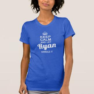 ¡Deje a Ryan dirigirlo! Poleras