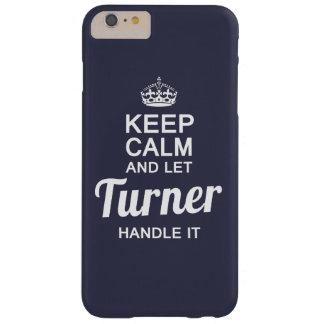 ¡Deje a Turner dirigirlo! Funda Para iPhone 6 Plus Barely There