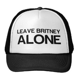 Deje Britney solo Gorro