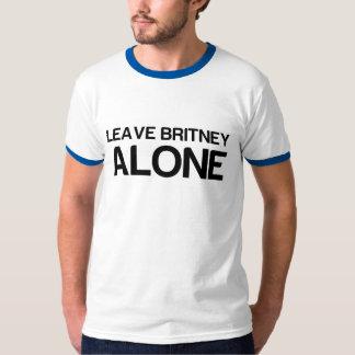 Deje Britney solo Playeras