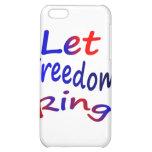 Deje el anillo de la libertad