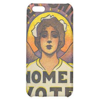 Deje el caso del iPhone del voto de las mujeres de