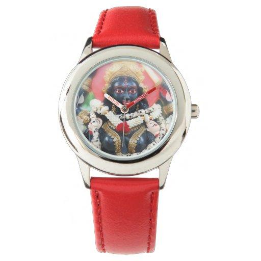 Dejé mi corazón con el reloj del niño de Kali