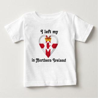 Dejé mi corazón en Irlanda del Norte Camisas