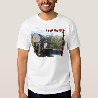 Dejé mi corazón en las montañas de Smokey Camisas