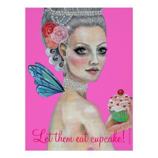 ¡Déjelos comer la torta déjelos comen la magdalen Impresiones